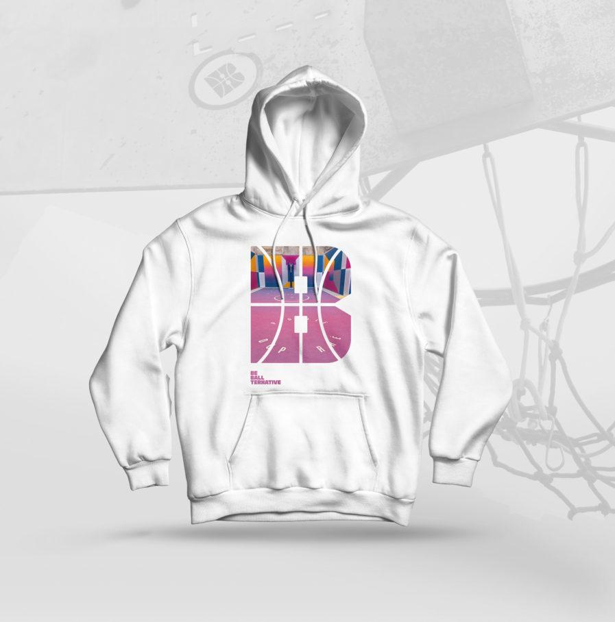 Pigalle hoodie beball